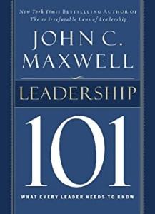 Book Leadership 101 John MAXWELL from www.amazon.com