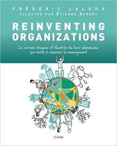 Réinventing Organizations illustrée