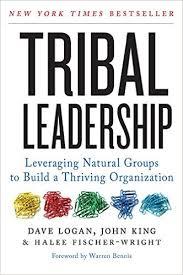 book tribal leadership from Dave LOGAN